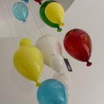 balon cam aydınlatma